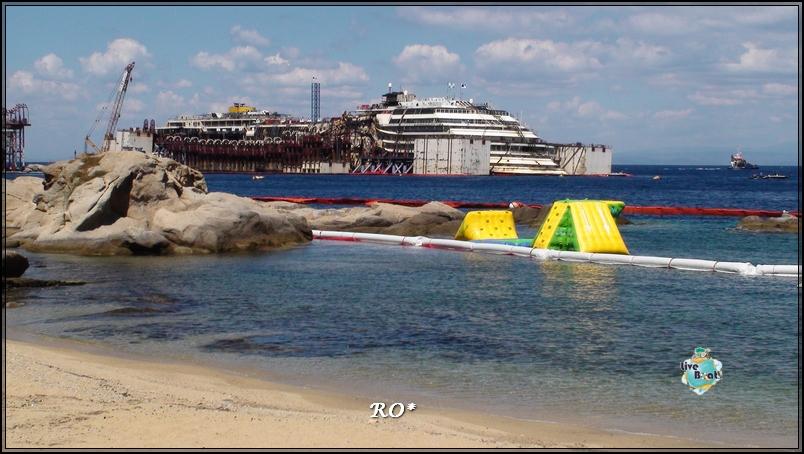 Liveboat in Diretta dall'Isola del Giglio e arrivo a Genova-50foto-costaconcordia-isoladelgiglio-operazioni-rigalleggiamento-jpg