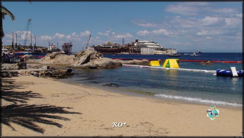 Liveboat in Diretta dall'Isola del Giglio e arrivo a Genova-54foto-costaconcordia-isoladelgiglio-operazioni-rigalleggiamento-jpg