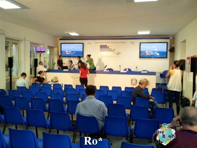 Liveboat in Diretta dall'Isola del Giglio e arrivo a Genova-9-foto-isola-giglio-rimozione-costa-concordia-diretta-liveboat-crociere-jpg