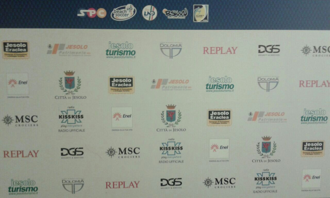 18/7/14 MSC Armonia -  Evento Fifa Beach soccer world cup-uploadfromtaptalk1405677770279-jpg