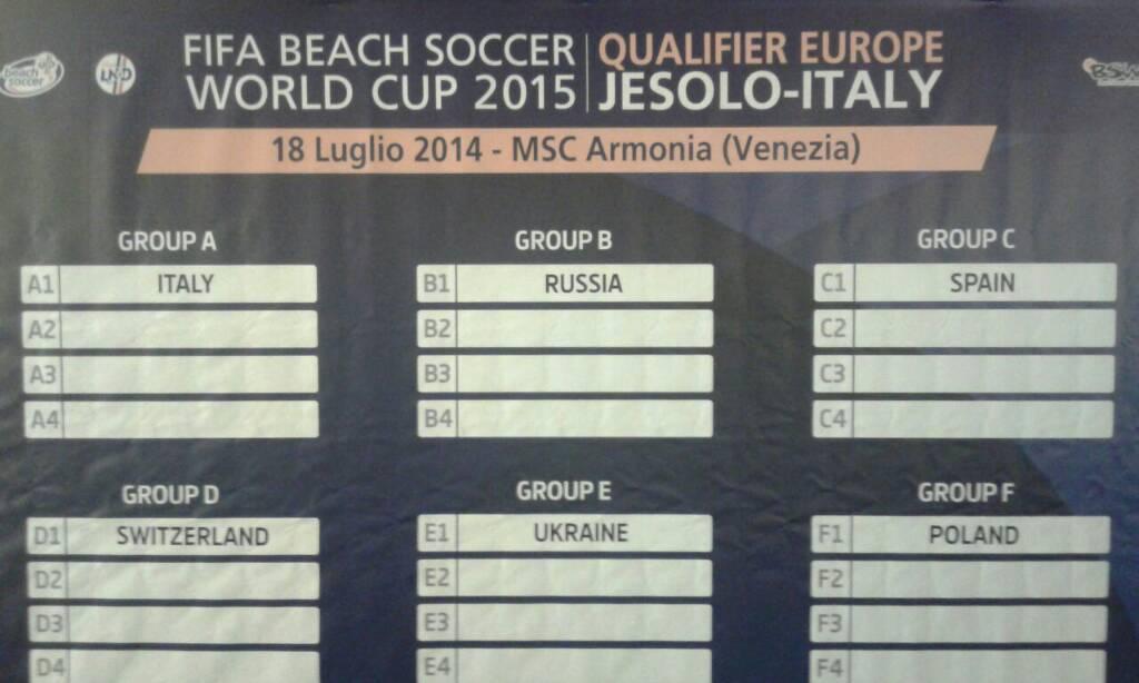 18/7/14 MSC Armonia -  Evento Fifa Beach soccer world cup-uploadfromtaptalk1405677827669-jpg