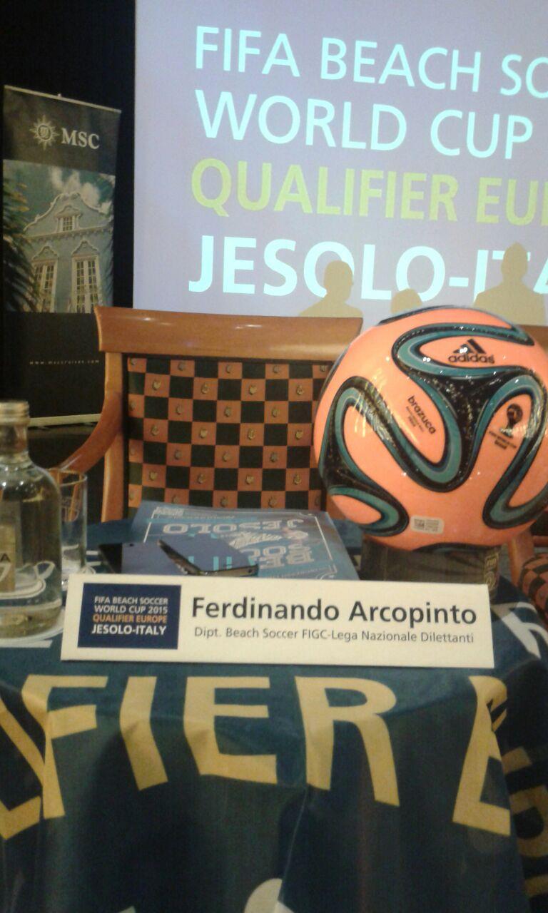 18/7/14 MSC Armonia -  Evento Fifa Beach soccer world cup-diretta-liveboat-msc-armonia-fifa-event-17-jpg