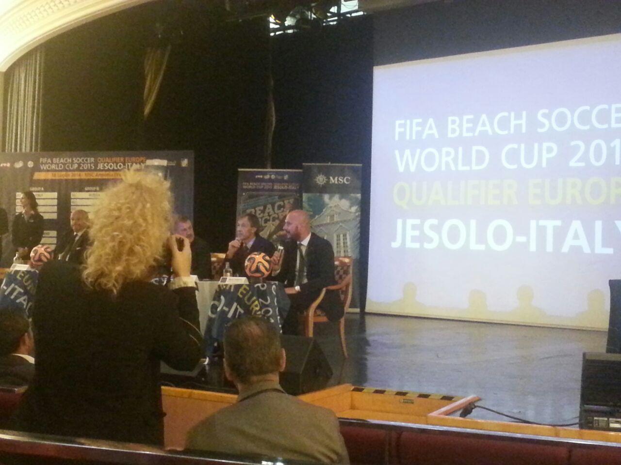 18/7/14 MSC Armonia -  Evento Fifa Beach soccer world cup-diretta-liveboat-msc-armonia-fifa-event-12-jpg