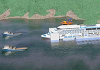 Liveboat in Diretta dall'Isola del Giglio e arrivo a Genova-refloating-jpg