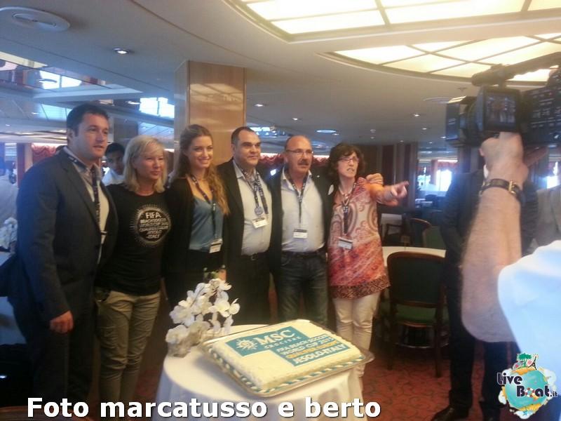 18/7/14 MSC Armonia -  Evento Fifa Beach soccer world cup-1foto-msc-armonia-diretta-liveboat-crociere-jpg