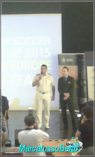 18/7/14 MSC Armonia -  Evento Fifa Beach soccer world cup-foto-direttaliveboat-mscarmonia-fifa-event-7-jpg