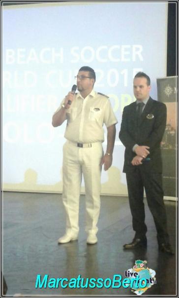 18/7/14 MSC Armonia -  Evento Fifa Beach soccer world cup-foto-direttaliveboat-mscarmonia-fifa-event-11-jpg