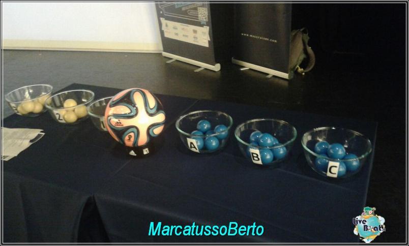 18/7/14 MSC Armonia -  Evento Fifa Beach soccer world cup-foto-direttaliveboat-mscarmonia-fifa-event-24-jpg