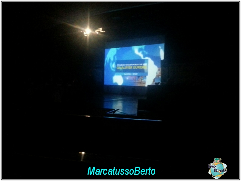 18/7/14 MSC Armonia -  Evento Fifa Beach soccer world cup-foto-direttaliveboat-mscarmonia-fifa-event-28-jpg