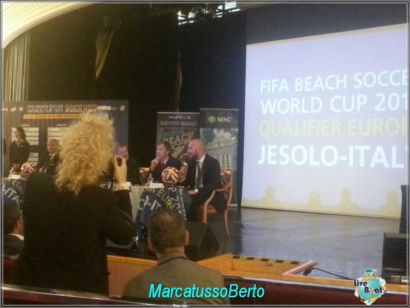 18/7/14 MSC Armonia -  Evento Fifa Beach soccer world cup-foto-direttaliveboat-mscarmonia-fifa-event-29-jpg