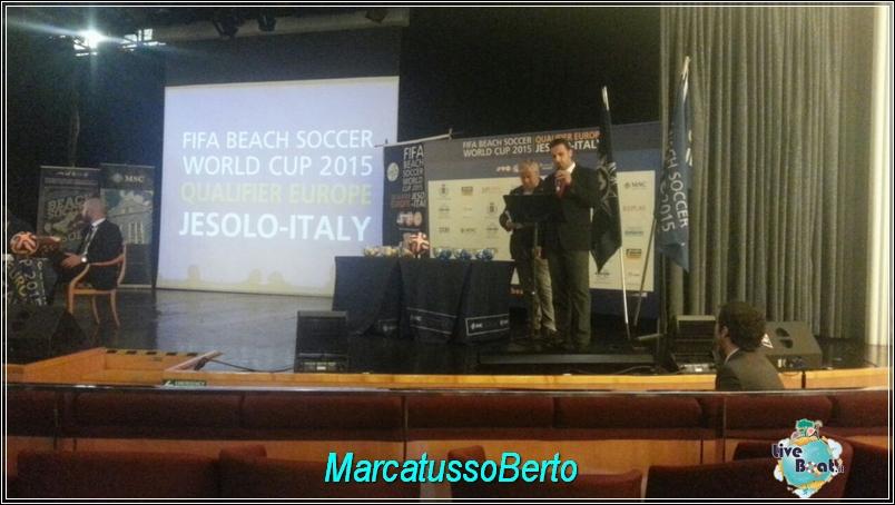 18/7/14 MSC Armonia -  Evento Fifa Beach soccer world cup-foto-direttaliveboat-mscarmonia-fifa-event-31-jpg