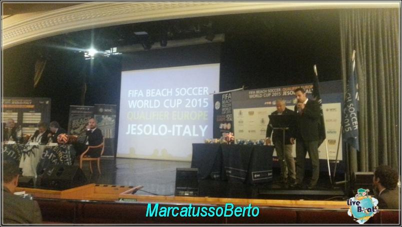 18/7/14 MSC Armonia -  Evento Fifa Beach soccer world cup-foto-direttaliveboat-mscarmonia-fifa-event-36-jpg