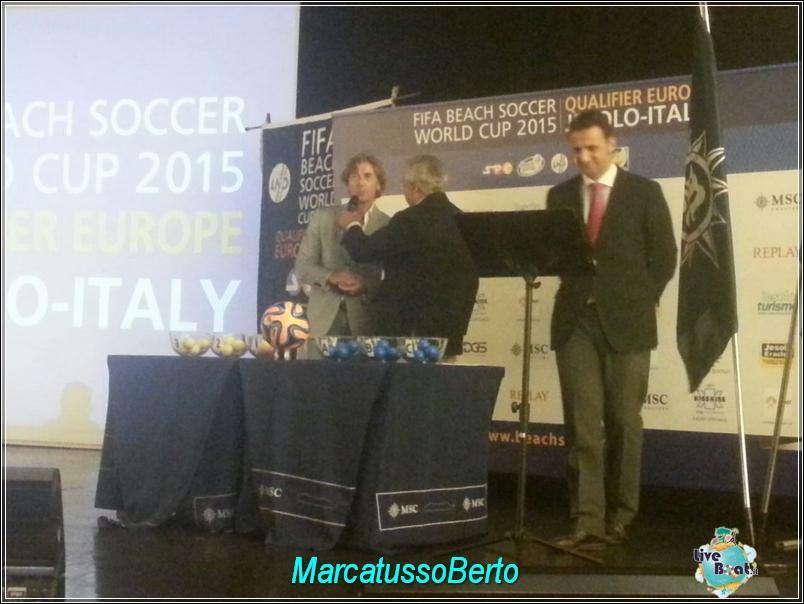 18/7/14 MSC Armonia -  Evento Fifa Beach soccer world cup-foto-direttaliveboat-mscarmonia-fifa-event-38-jpg