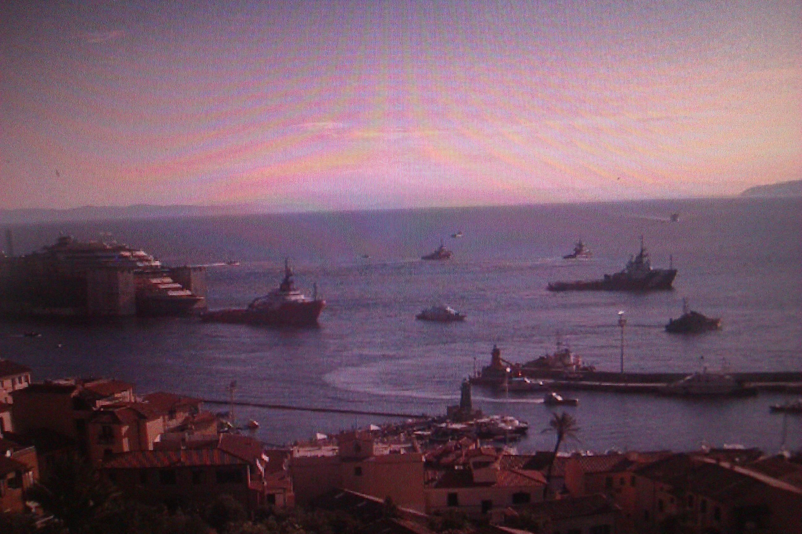 Liveboat in Diretta dall'Isola del Giglio e arrivo a Genova-imag2082-jpg