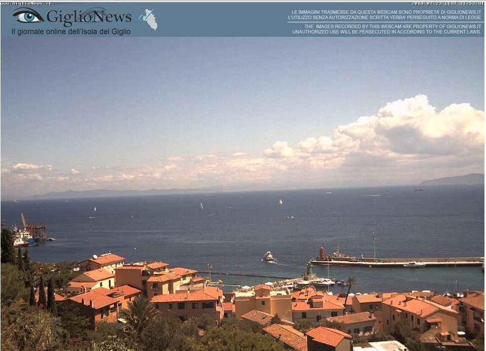 Liveboat in Diretta dall'Isola del Giglio e arrivo a Genova-giglio-jpg