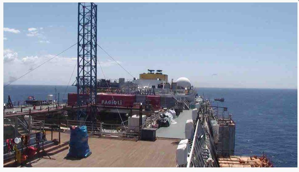 Liveboat in Diretta dall'Isola del Giglio e arrivo a Genova-bordo-costa-concordia-4-jpg