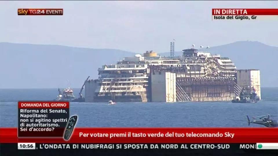 Liveboat in Diretta dall'Isola del Giglio e arrivo a Genova-10555036_527846084011832_1418452517_n-jpg