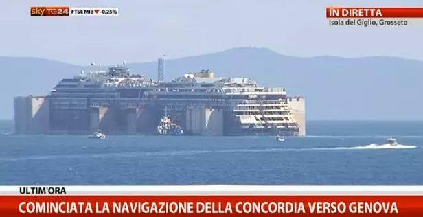Liveboat in Diretta dall'Isola del Giglio e arrivo a Genova-10566634_527846050678502_673641890_n-jpg