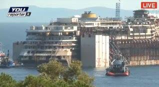 Liveboat in Diretta dall'Isola del Giglio e arrivo a Genova-10566289_527846054011835_774446425_n-jpg