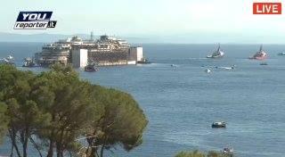 Liveboat in Diretta dall'Isola del Giglio e arrivo a Genova-10563346_527846044011836_128372670_n-jpg