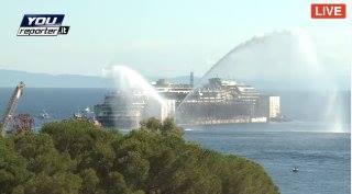 Liveboat in Diretta dall'Isola del Giglio e arrivo a Genova-10514984_527846027345171_929851822_n-jpg
