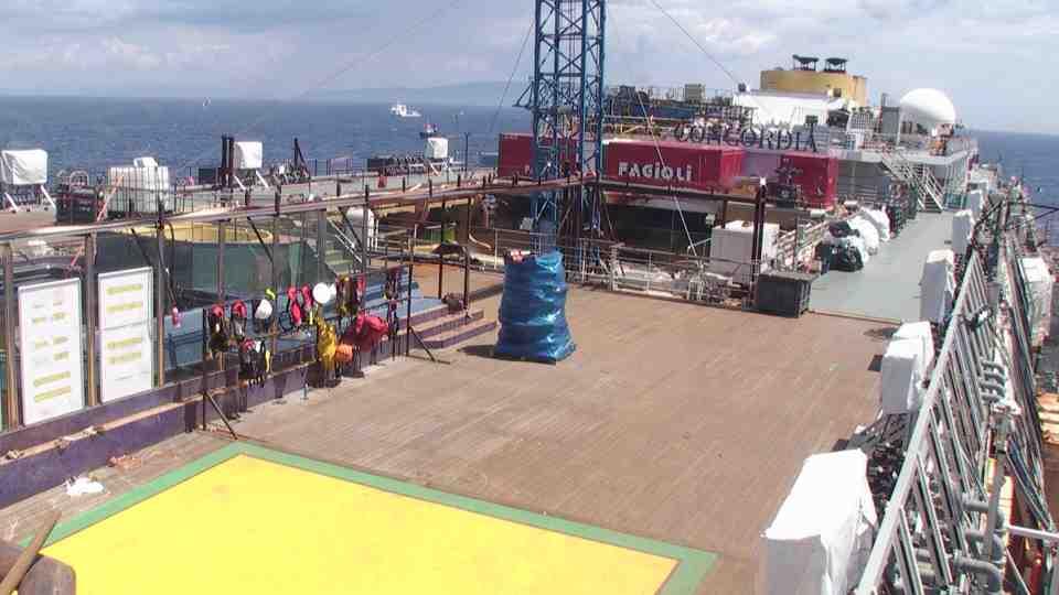 Liveboat in Diretta dall'Isola del Giglio e arrivo a Genova-bordo-costa-concordia-jpg