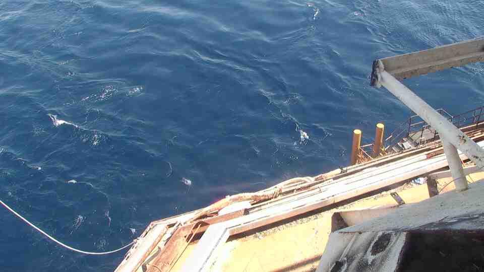 Liveboat in Diretta dall'Isola del Giglio e arrivo a Genova-diretta-costa-concordia-8-jpg