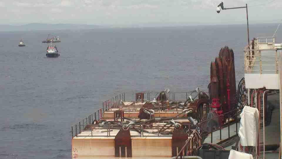 Liveboat in Diretta dall'Isola del Giglio e arrivo a Genova-live-from-costa-concordia-2-jpg