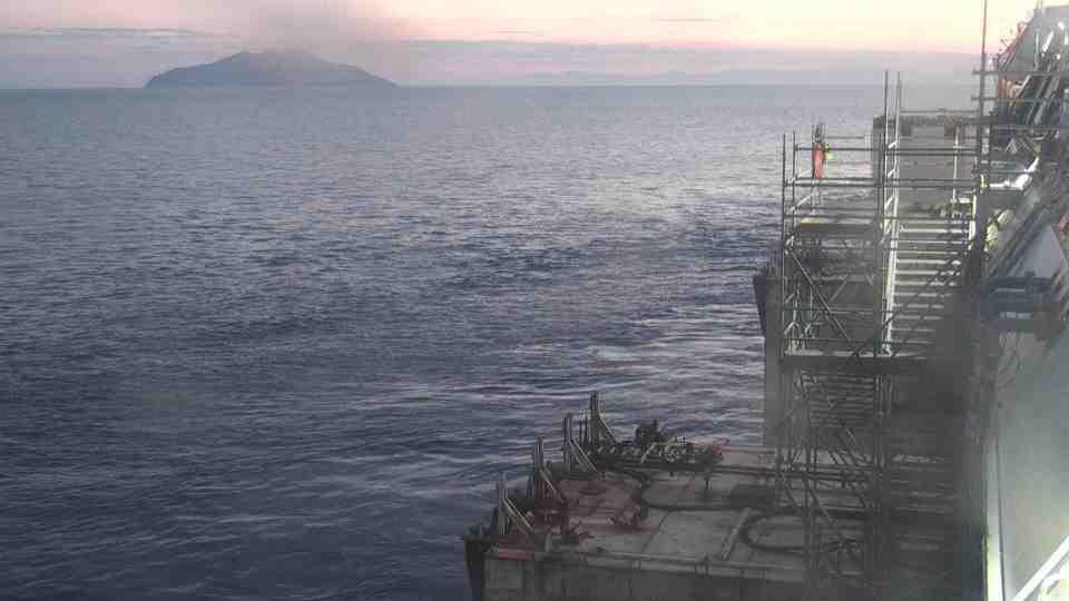 Liveboat in Diretta dall'Isola del Giglio e arrivo a Genova-prima-notte-navigazione-costa-concordia-2-jpg