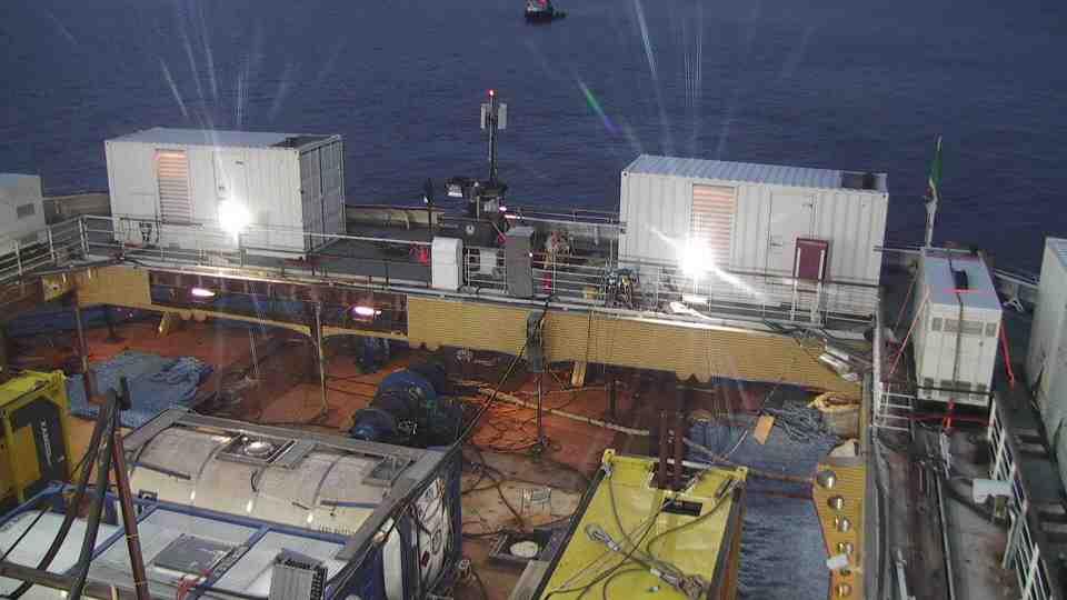Liveboat in Diretta dall'Isola del Giglio e arrivo a Genova-prima-notte-navigazione-costa-concordia-4-jpg