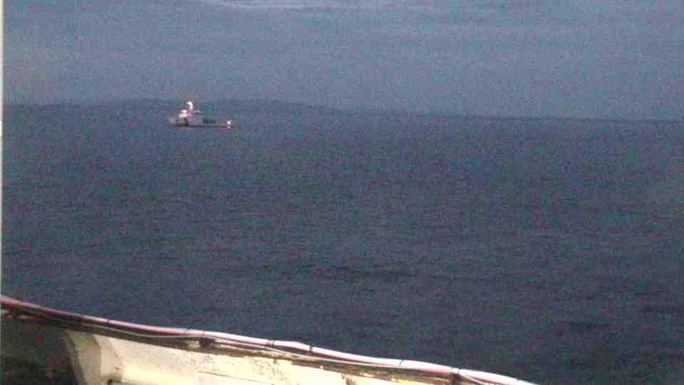 Liveboat in Diretta dall'Isola del Giglio e arrivo a Genova-prima-notte-navigazione-costa-concordia-7-jpg