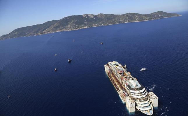 Liveboat in Diretta dall'Isola del Giglio e arrivo a Genova-1-jpg