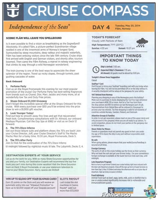 2014/05/17 Southampton -Independence OTS-8 GG. Norvegia  Fio-flam-jpg