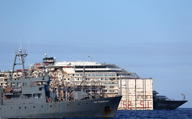 Liveboat in Diretta dall'Isola del Giglio e arrivo a Genova-9fcf79eb0d0fa331436d025f659d7c6c-u200283341454nwg-645x400-meditelegraphweb-jpg