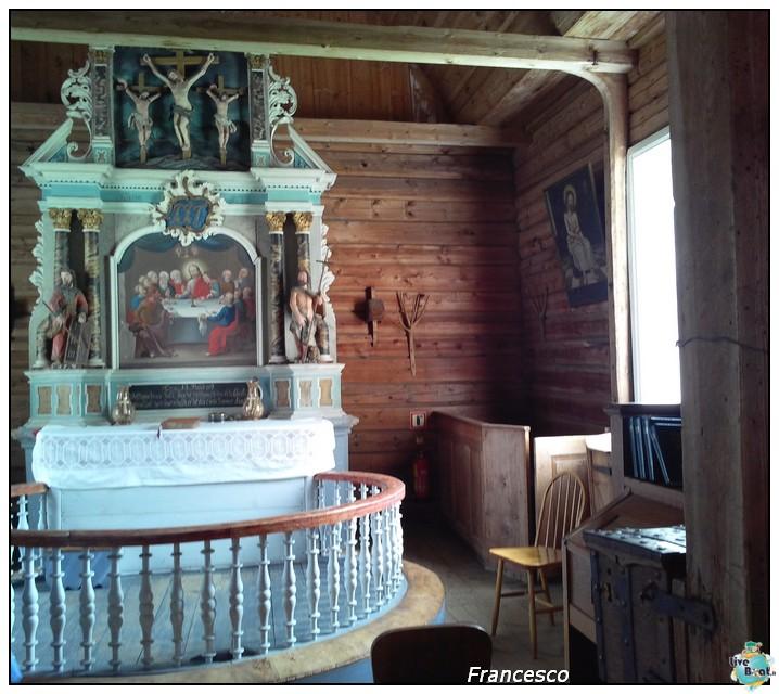 2014/05/17 Southampton -Independence OTS-8 GG. Norvegia  Fio-altare-chiesetta-olden-jpg