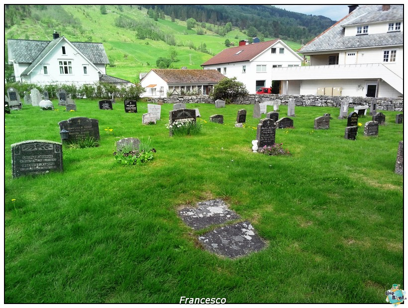 2014/05/17 Southampton -Independence OTS-8 GG. Norvegia  Fio-cimitero-olden-jpg