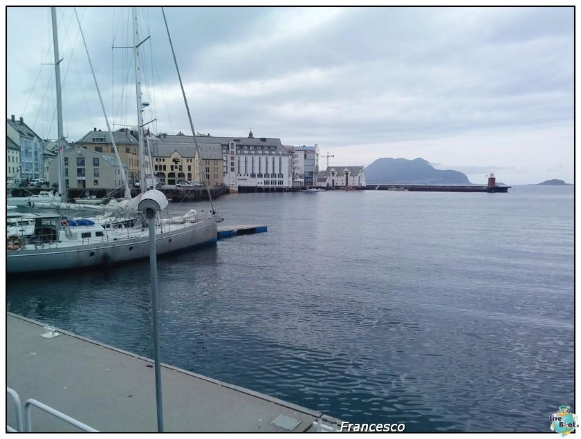 2014/05/17 Southampton -Independence OTS-8 GG. Norvegia  Fio-panorama-alesund-jpg