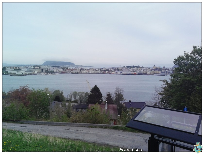 2014/05/17 Southampton -Independence OTS-8 GG. Norvegia  Fio-panoramica-alesund-jpg