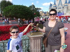 Orlando- Magic Kingdom
