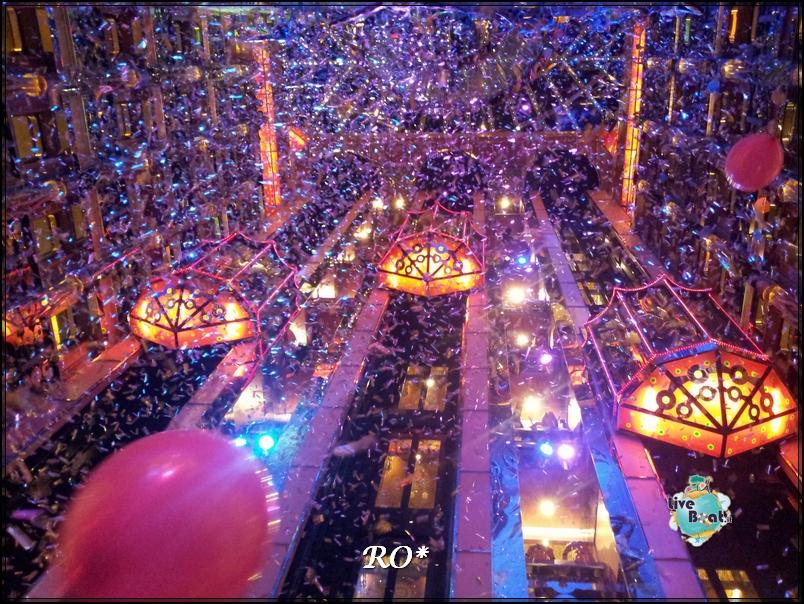 Vacanze di Natale e Capodanno su Costa Crociere