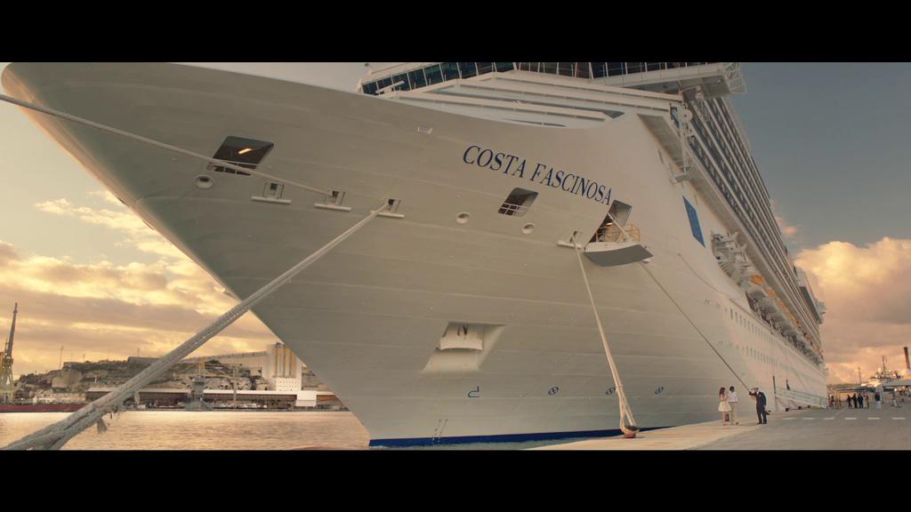 Campagna pubblicitaria Costa Crociere 2014