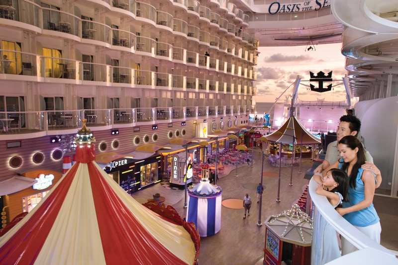 4 Oasis of the seas