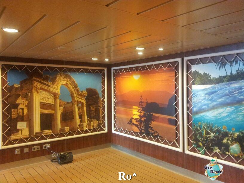 4 Celebrety Reflection # Imbarco # Diretta Liveboat Crociere