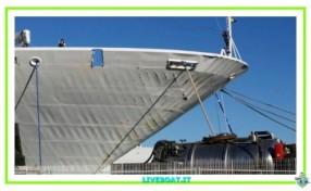 3Costa #Costaneoromantica #Incidente #Maltempo #Liveboat.it