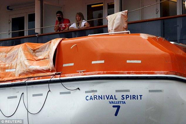 Carnoval Spirit Reuters