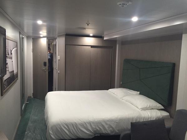 MSC Seaside foto cabine (3)