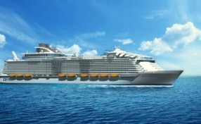 Exterior with Name - Harmony of the seas