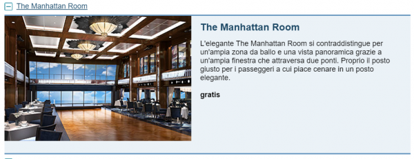 The Manhattan Room